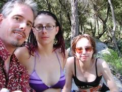 JK, Rebecca and Marianne