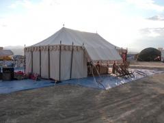 Indian Desert Tent